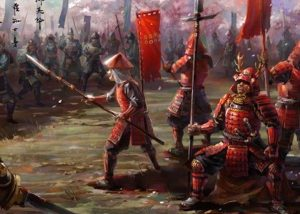 Historia samurái