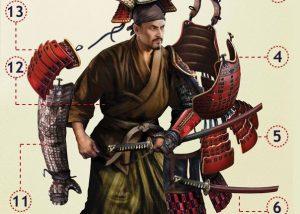 Vestimenta samurái