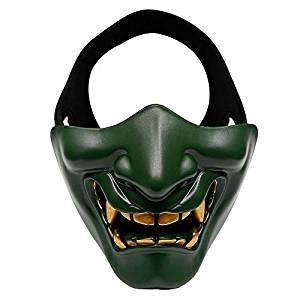 Máscaras Samurái