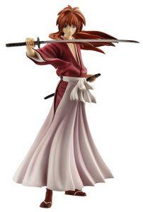 Figuras de acción Samurái
